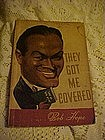 Bob Hope book 1941 first edition,Pepsodent premium
