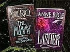 The Mummy and Lasher by Anne Rice
