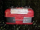 Catalin style radio