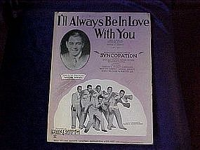 I'll Always be in Love with You, movie Syncopation