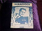 Surrender, by Perry Como