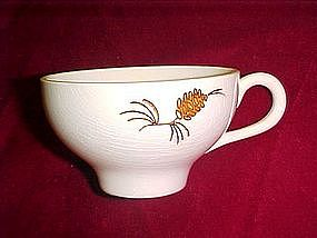 Pinecone pattern cups,French Saxon