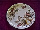 Nasco fruit arbor, dinner plate