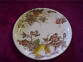 Nasco Japan fruit arbor, bread and butter plate