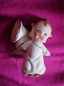 Wales angel with tuba