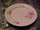 Gibson Rose land dinner plate