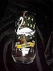 Pepsi Seventh day of Christmas glass
