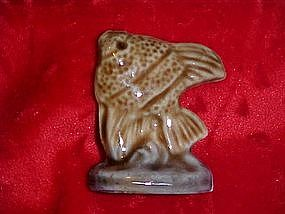 Wade whimsies angel fish, 1978