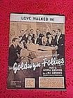 Love walked in, from the Goldwyn Follies 1938