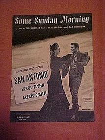 Some Sunday Morning, from the movie San Antonio
