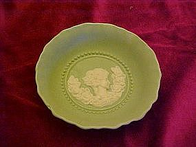 Wedgewood green bowl