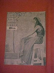 Longing Song, Gerald Burke 1908