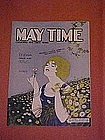 May Time, music 1924