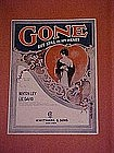 Gone but still in my heart, music 1923