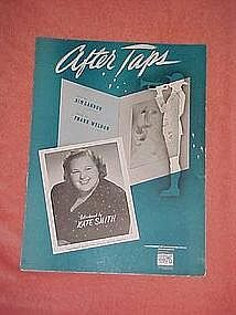 After Taps, by Kate Smith 1942