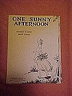 One Sunny Afternoon, music 1931