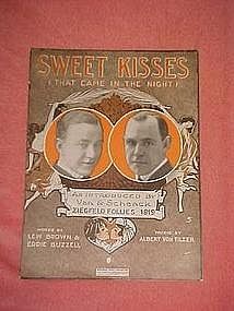 Sweet Kisses (that came in the night) Zigfeld Follies
