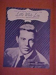 Little White Lies, by Walter Donaldson,  1930