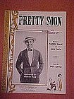 Pretty Soon, Harry Fox cover photo 1924.