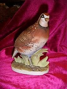 Lefton Bob White, KW2002 figurine