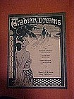 Arabian Dreams, by Herbert B. Marple 1918