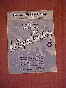 THe Whiffenpoof Song(baa!baa!baa!) U.S. Army Air Forces