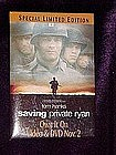 Saving Private Ryan, pin back button