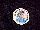 Firemen's Celebration, pin back button
