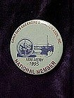 Early Days Gas Engine & tractor assn., Inc, button