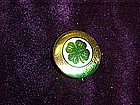 4-H treasurers, pin back button
