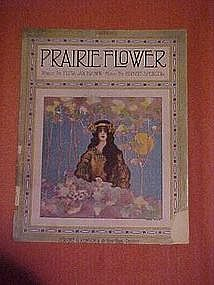 Prairie Flower,Fleta J.Brown & Herbert Spencer,1910