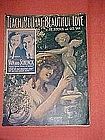 Teach me that beautiful love. music 1912