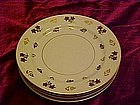 Noritake Avalon luncheon plates, 8 1/4""