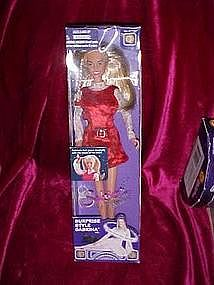 Surprise style Sabrina the teenage witch, doll 1997
