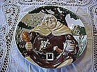 Friar Tuck, Toby collector plate by Davenport
