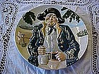 Long John Silver, Toby plate  by Douglas V. Tootle