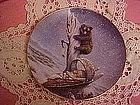 Snowflake, Perillo Christmas plate 1989