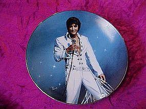 King of Las Vegas, Elvis Presley in Performance plate