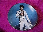King of Las Vegas, Elvis Presley in Performance plate