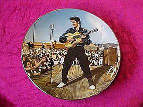 Back in Tupelo,1956 Elvis Presley performance's