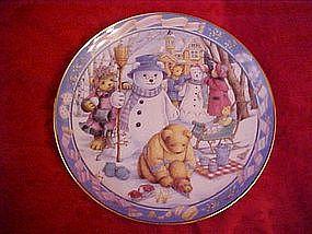 Teddy Bear Winter wonderland,Linda Hill Griffith