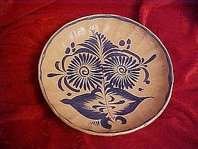 Vintage Tlaquepaque  Mexico pottery bowl