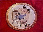 Triple Self Portrait, Rockwell commemorative stamps