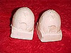 Eskimo Igloo salt and pepper shaker set