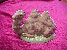 Large resting camel  figure for Nativity/creche