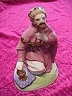 Kneeling Wise man, Nativity/creche figure