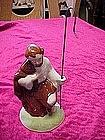 Shepherd figurine for Nativity/creche,Atlantic mold co