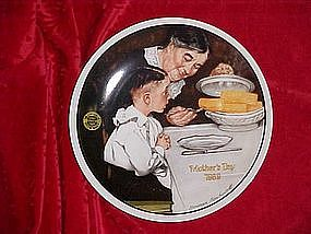 "Mothers Day ""Sunday Dinner"" by Norman Rockwell"