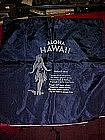 Hawaii silk pillow cover Mother o' Mine poem