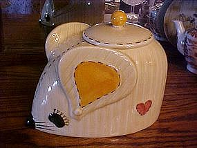 Doranne of California, Mouse cookie jar
